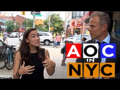 AOC in her own words: An interview with Alexandria Ocasio-Cortez