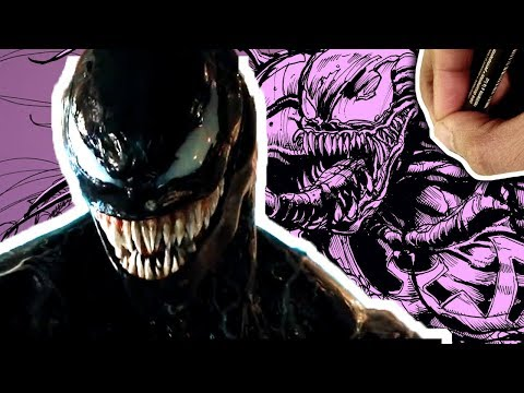FINISHING VENOM!!! (AND SPECIAL ANNOUNCEMENT)