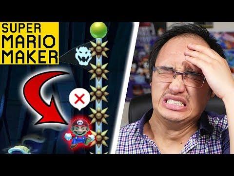 MA PLUS GROSSE RAGE POUR UN SPEED RUN ! | Super Mario Maker