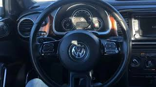 2013 Volkswagen Beetle Coupe 2.5L Fender Edition Used Cars - Bangor,ME - 2018-12-16