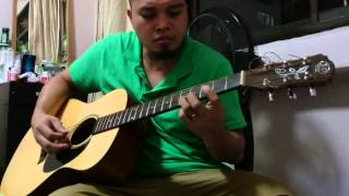 Yakap Sa Dilim - Orange and Lemons Guitar Cover