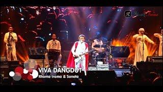 Download Mp3 Rhoma Irama & Soneta Group - Viva Dangdut  Live At Synchronize Fest 2018