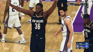 NBA 2K20 My Career EP 112 - Moses Most All Star Votes!