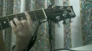 A guitar cover of YUI's Muffler ( from the Gloria single released 2...