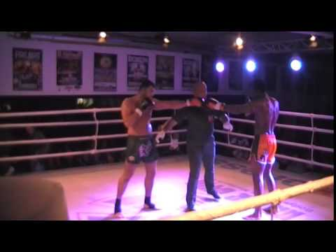 Body Attack Cup 9.0 - Nawid ( Kwan Gym ) VS. Guillermo Blockland ( Team Sniper )
