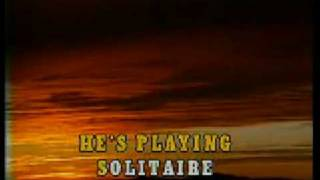 Solitaire by The Carpenters (Video Karaoke)