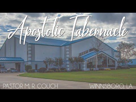 "Evang. Jonathon Featherstone  ""A Prepared Place""  4-11-21 A.M. Apostolic Tabernacle"