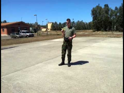 RC Helicopter Flight Test Gone Bad
