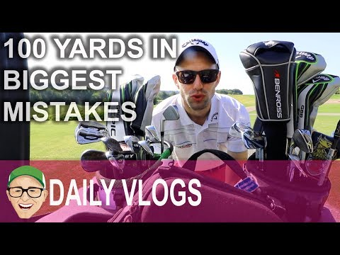 100 YARDS IN BIGGEST MISTAKES