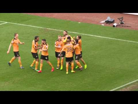 Extended highlights from the Cambridge United game