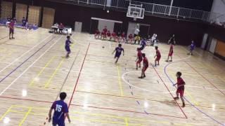 大阪市立大学ハンドボール(vs神戸⑦)20170705 三商