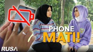 Phone Liaa Aziz Dan Aidilia Mati Pulak... Nak Buat Apa Sekarang?