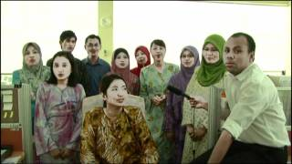 Nyanyian Lagu Raya Cina Oleh ISN Staff