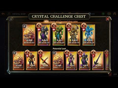 Dungeon Hunter 5 Crystal Challenge