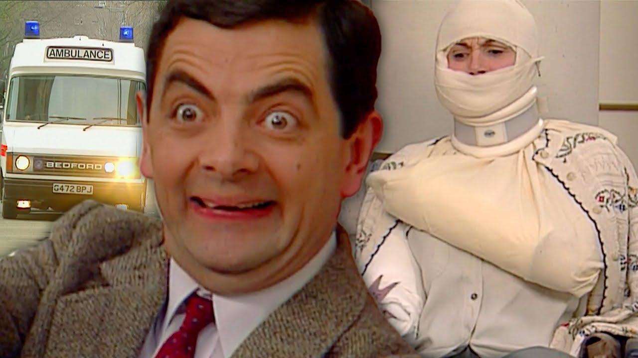 AMBULANCE Bean | Funny Clips | Mr Bean Comedy