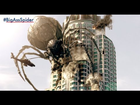 BIG ASS SPIDER! - Opening Scene