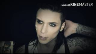 Andy biersack Tribute (A6)