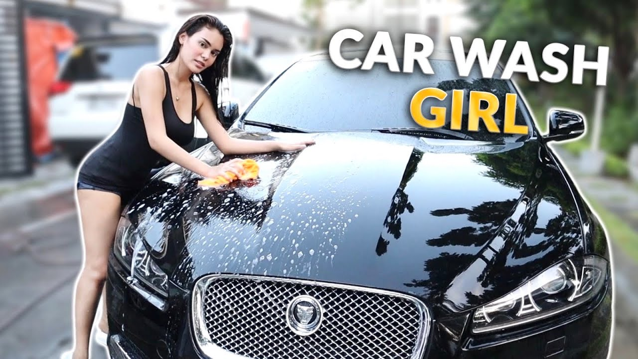 CAR WASH GIRL | IVANA ALAWI