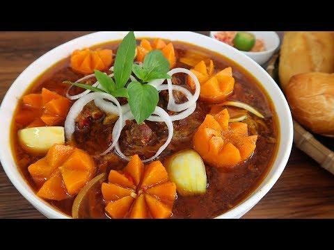 Cách Nấu BÒ KHO Đậm Đà Thơm Ngon Tuyệt Vời - Món Ăn Ngon