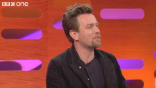 """Chris O'Dowd plays """"Would You Rather?"""" - The Graham Norton Show - Series 9 Episode 12 - BBC One"""