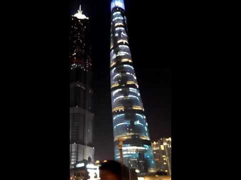 Shanghai  high-rise tower.