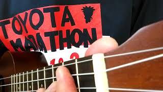 hot stuff#solo ukulele