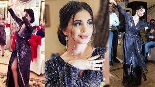Азербайджанские Красавицы Очаровательно Танцуют и Фотографируются На Свадьбе Азербайджанская свадьба