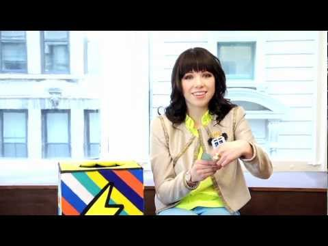 The Magic Box Interview: Carly Rae Jepsen