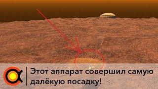Самая далёкая посадка в Солнечной системе   Миссия Гюйгенс