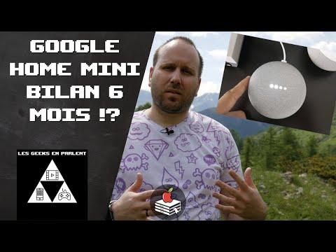 Google Home Mini bilan 6 Mois !? / LGEP 26