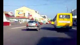 Poltava ТРЦ Экватор - Гора (Timelapse)