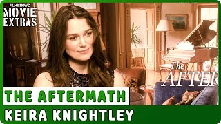 THE AFTERMATH | Keira Knightley talks about the movie - Official Interview