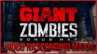 Gioco Nascondino Maxis - Easter Egg The Giant (ARMA BONUS!)
