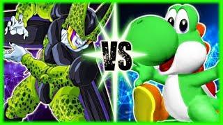 perfect-cell-vs-yoshi