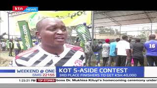 KOT 5-Aside Contest: Mamba mentality seek to defend title, winners to get Ksh. 100,000