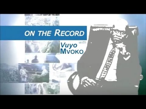 On The Record: Corruption in SA, 9 March 2016