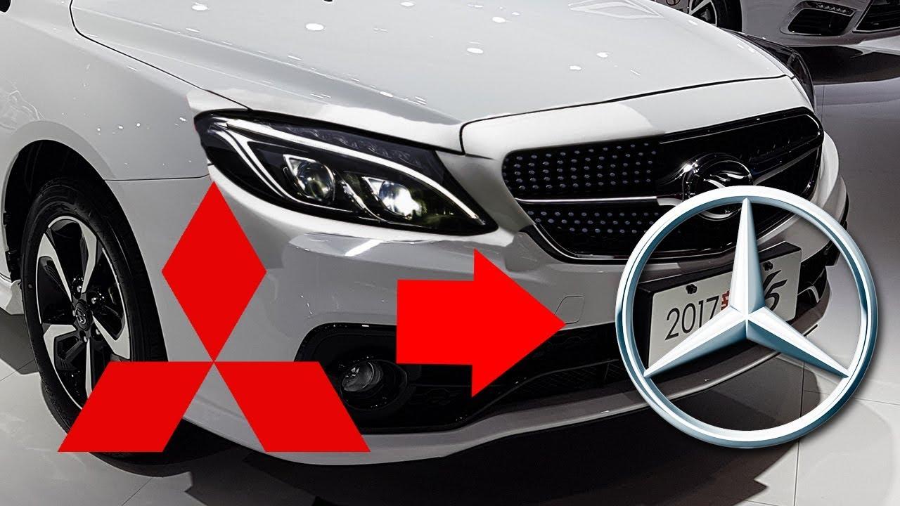 GAC Trumpchi GS8 2018 new SUV большой китайский Ленд Крузер - YouTube