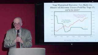 Alvin rabushka, one of the leading global proponents flat tax and co-author hall–rabushka plan, gave a packed audience at iea an i...