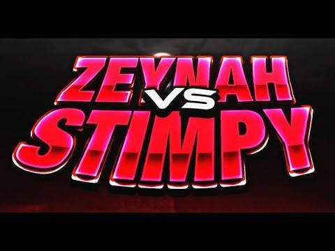 Zeynah vs. Stimpy
