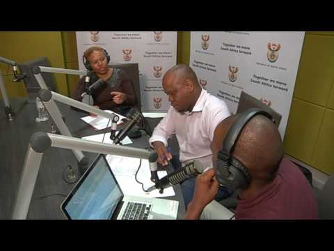 Minister Lindiwe Zulu on how entrepreneur training will benefit the country
