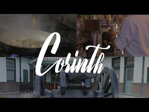 Visit Corinth MS | Dining. Shopping. History. A Little Something for Everyone