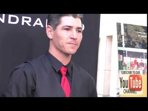 Michael Fishman at the Undrafted Premiere in Hollywood