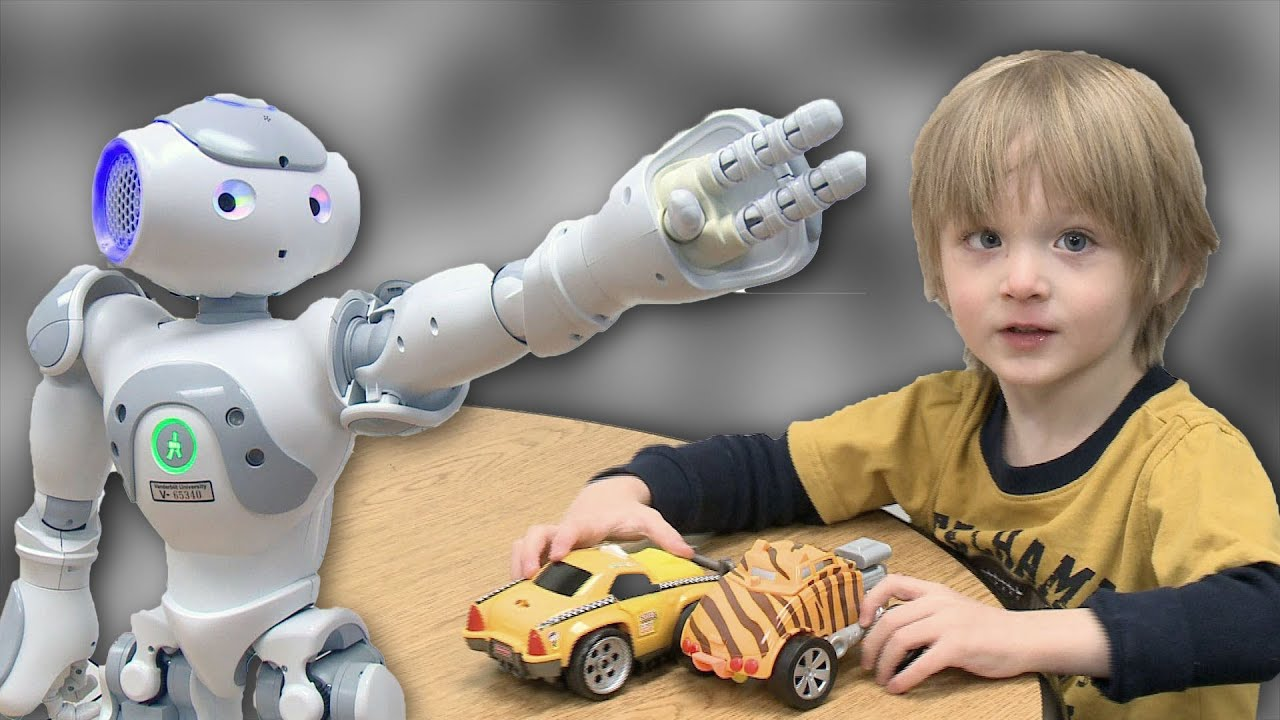 Interactive Robot Helps Children with Autism