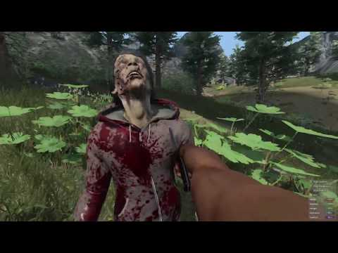 Just survive...WEST side of map exploration