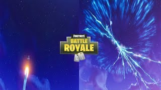 FORTNITE BATTLE ROYALE ROCKET : 4TH OF JULY FIREWORK FAIL 😂😂😂