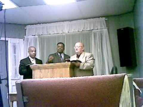 Bro Reggie of the church of Christ - Keeping the Law in Vain
