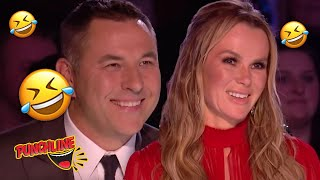 STAND UP COMEDIAN ON Britain s Got Talent Makes Everyone Laugh Punchline