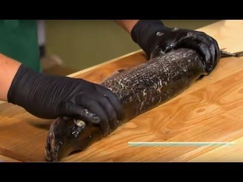 Как снять шкурку с рыбы для фарширования: мастер-класс – Все буде добре. Выпуск 1097 от 02.10.17