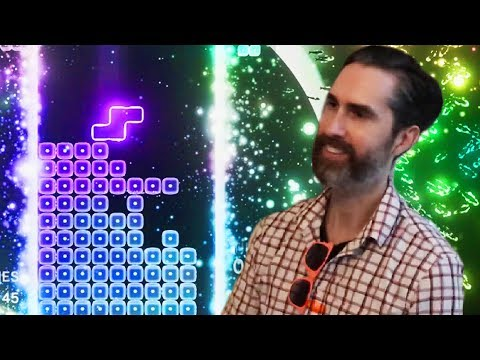 A Tetris Expert Plays TETRIS EFFECT for the First Time