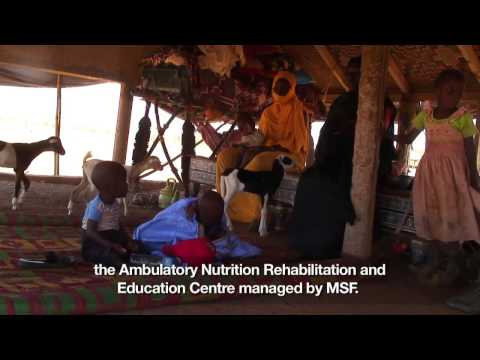 Child malnutrition in Mauritania